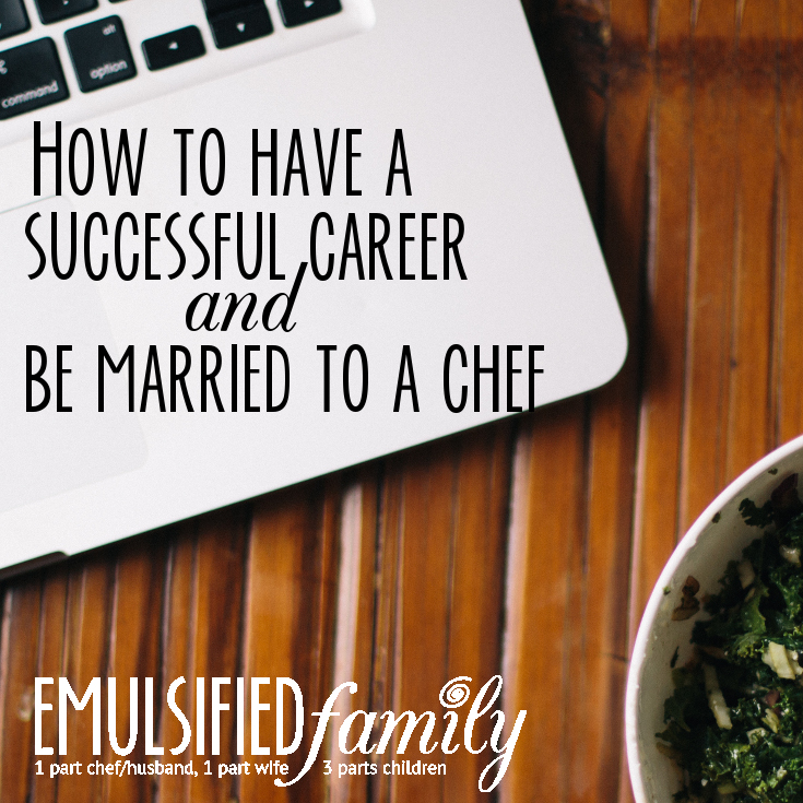 Dating a chef blog