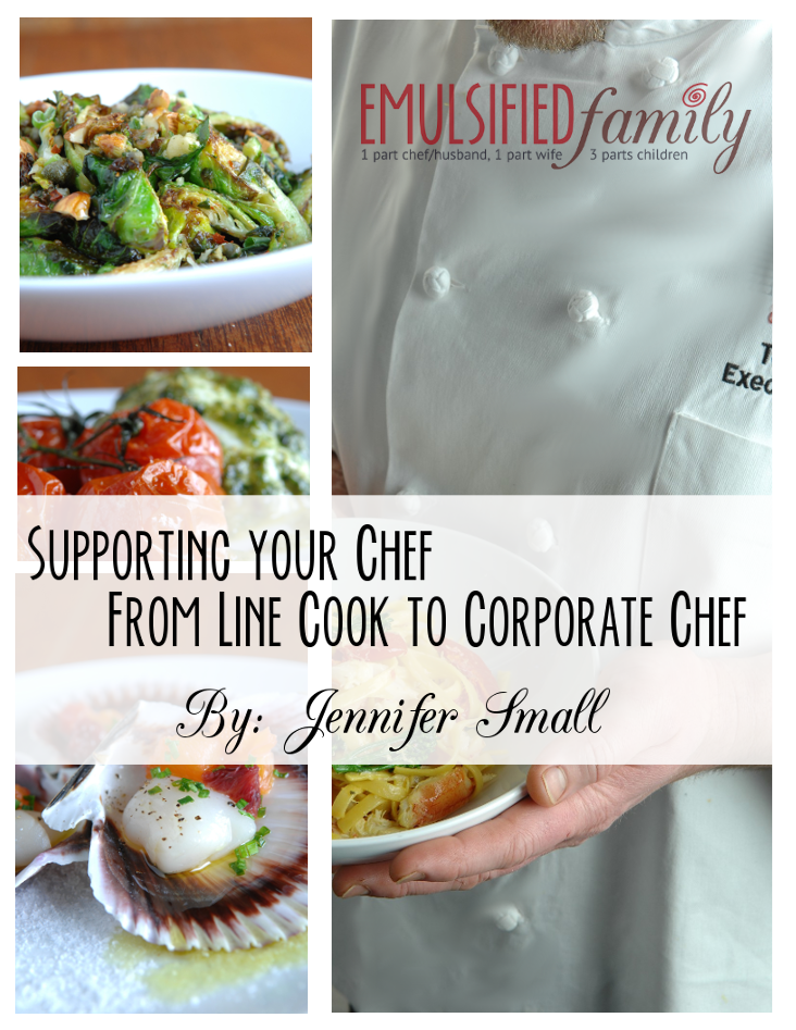 supporting your chef
