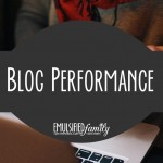 Blog Performance
